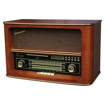 Retro radio / CD / USB